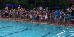 pool line